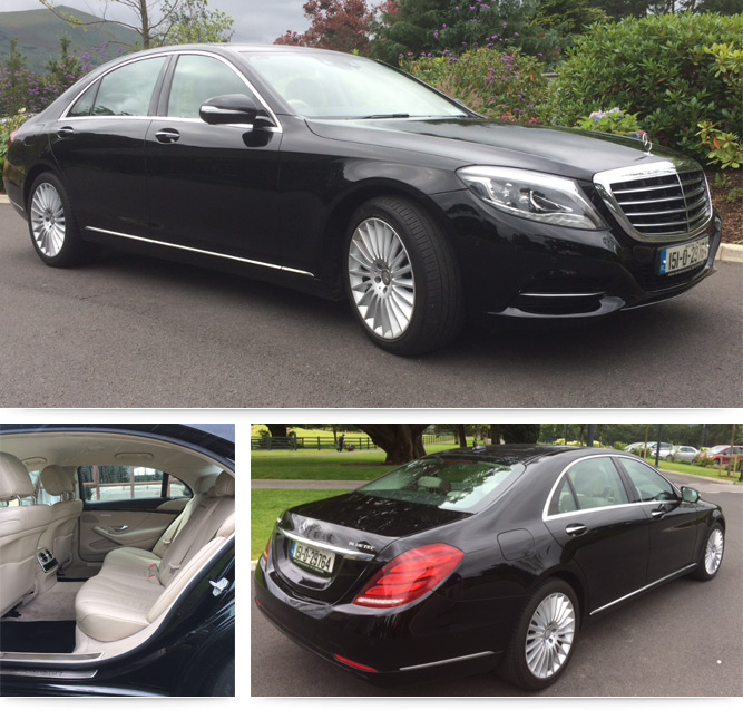 bentley wedding car hire mercedes s class